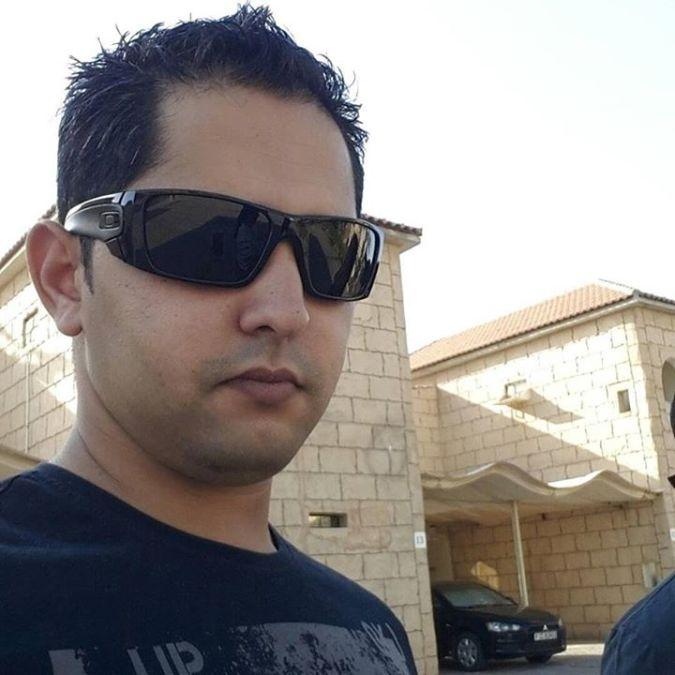 Amine Taisir, 32, Dubai, United Arab Emirates