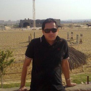 Waheed Wael, 36, Abu Dhabi, United Arab Emirates