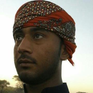Muhammad Bilal, 24, Muscat, Oman