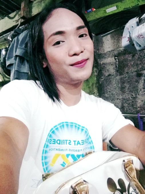 bimkey sy grande, 22, Santiago City, Philippines