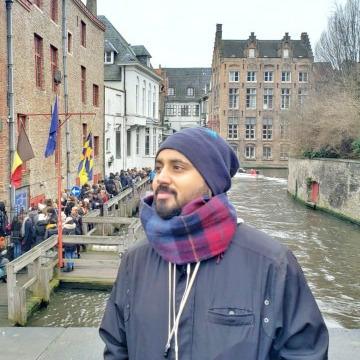 Dhananjay, 35, Gurgaon, India