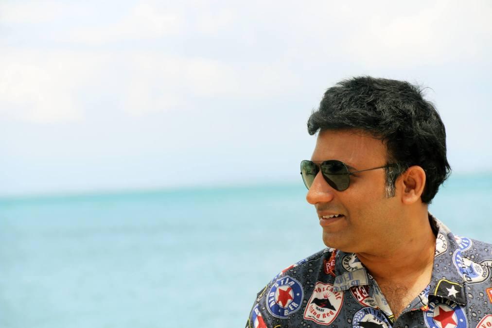 suraj, 44, Thiruvananthapuram, India