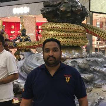 Pawandeep Singh, 38, New Delhi, India