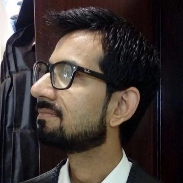 Hitesh Khemani, 33, Dubai, United Arab Emirates