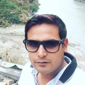 Asif Khan, 30, New Delhi, India