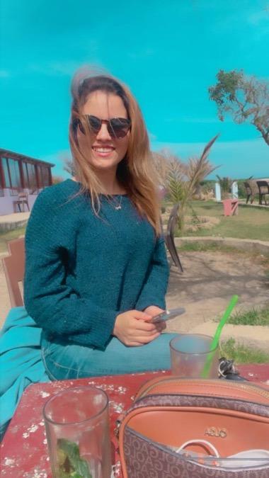 Siham, 27, Tangier, Morocco