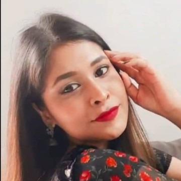 Anushruti, 23, Chandigarh, India