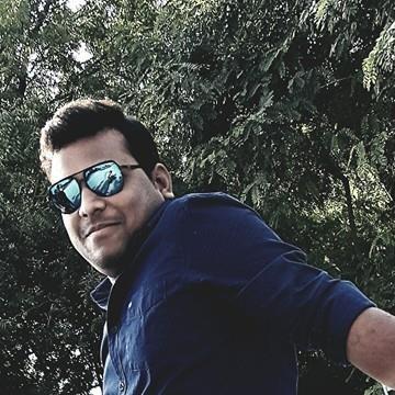 MILAN PANCHAL, 28, Ahmedabad, India