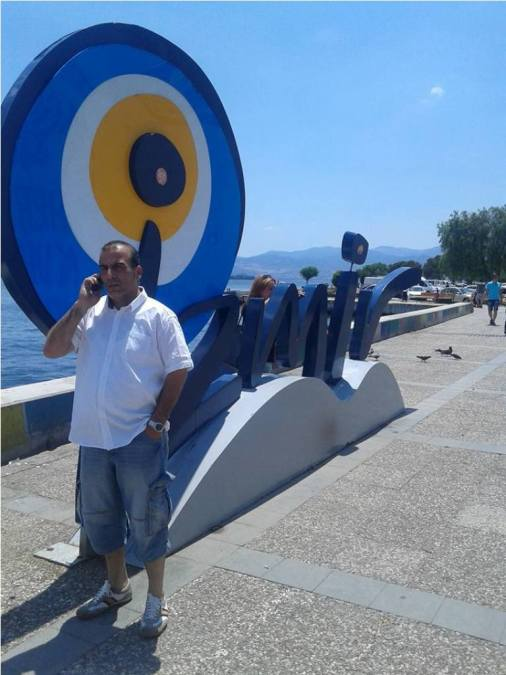 Ozkan Ozturk, 50, Ankara, Turkey