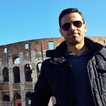 Maverick, 35, Istanbul, Turkey