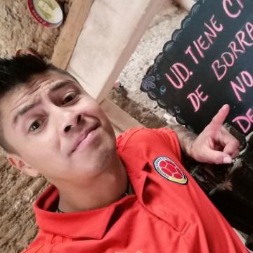 Eduu Diaz, 28, Mexico City, Mexico