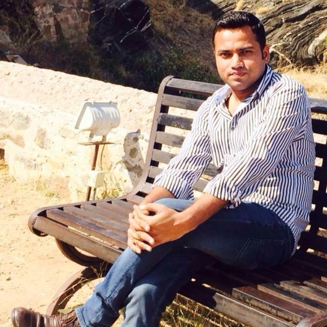 Anil Meena, 34, Jaipur, India