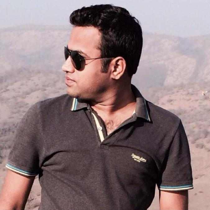 Anil Meena, 35, Jaipur, India