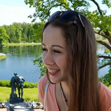 Оlesya  , 27, Saint Petersburg, Russian Federation