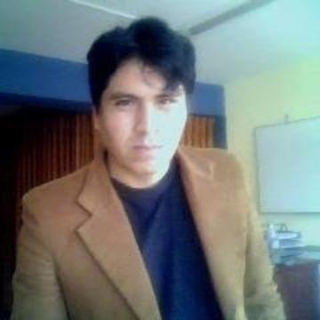 Ciro Ochoa, 35, Cusco, Peru