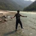Pankaj Kumar, 30, New Delhi, India