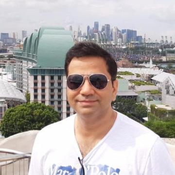 Abhishek, 42, Mumbai, India