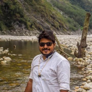 Atanu, 36, Calcutta, India