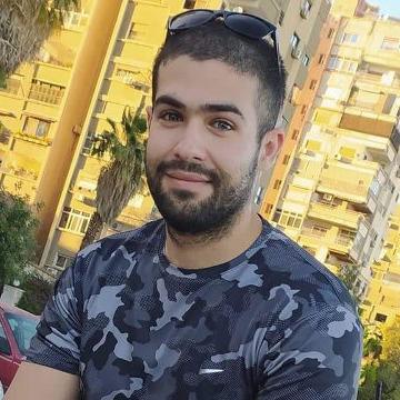 Qussai, 25, Damascus, Syria