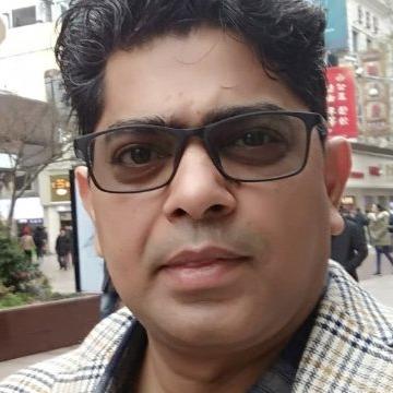 SUDESH GUPTA, 35, New Delhi, India