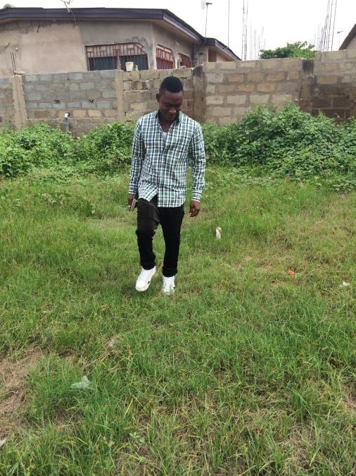 Alexander Nice, 26, Accra, Ghana