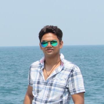 Anurag Verma, 35, New Delhi, India