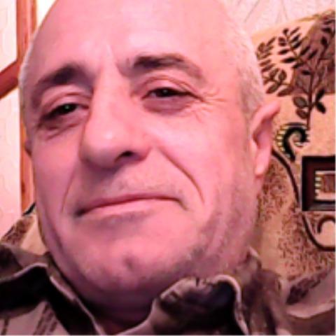 NIZAMI, 60, Baku, Azerbaijan
