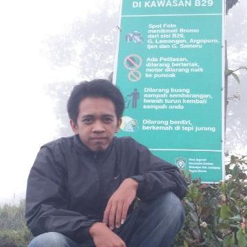 wahyu utre, 33, Denpasar, Indonesia