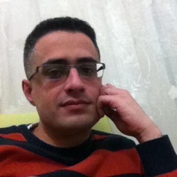 Murat Dursun, 39, Antalya, Turkey