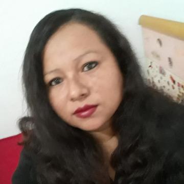 Angela Casas, 35, Miraflores, Peru