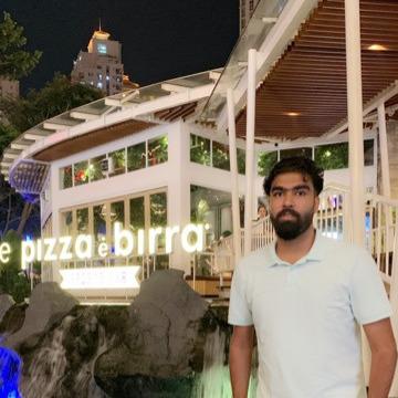 Fozan Jouma, 27, Kuah, Malaysia