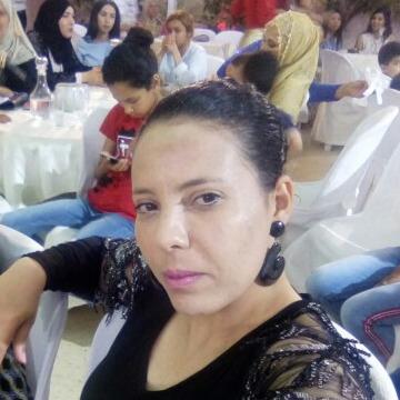 Asma Hammami, 27, Tunis, Tunisia