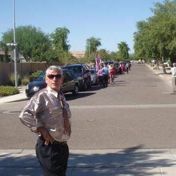 Milan Djokich, 79, Escondido, United States
