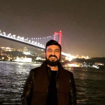 ismail, 33, Istanbul, Turkey