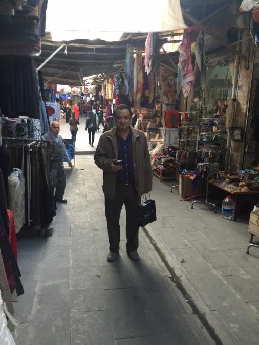 Nevzat Şimdi, 43, Izmir, Turkey
