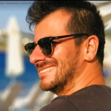 Sabri Koyunbaba, 32, Bodrum, Turkey