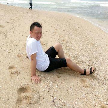 Habibi, 35, Bandung, Indonesia
