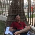 Abdel Mouhsine EL Harri, 31, Istanbul, Turkey