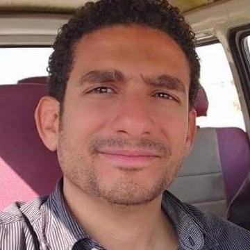 Mohamed Hamooda, 29, Cairo, Egypt