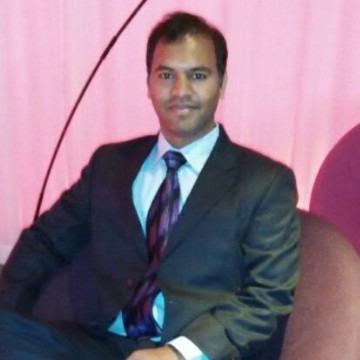 Santosh, 39, Mumbai, India