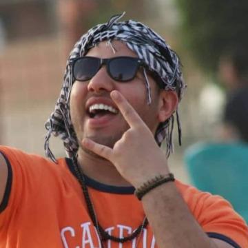 Osama, 33, Cairo, Egypt
