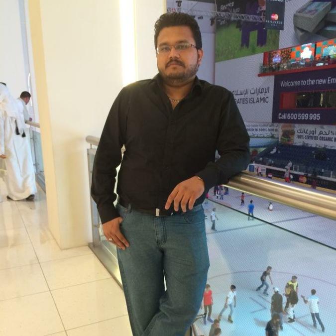 Zohaib Mushtaq, 32, Karachi, Pakistan