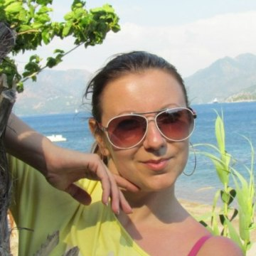 Anna Barkovskaya, 37, Voronezh, Russian Federation