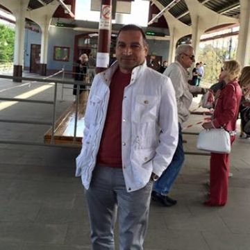 Mehmet Kaya, 37, Ankara, Turkey