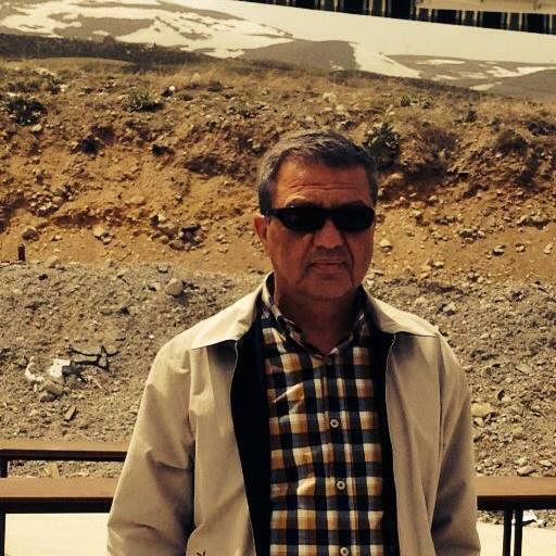 Mehmet Burhan Yetkin, 60, Gaziantep, Turkey