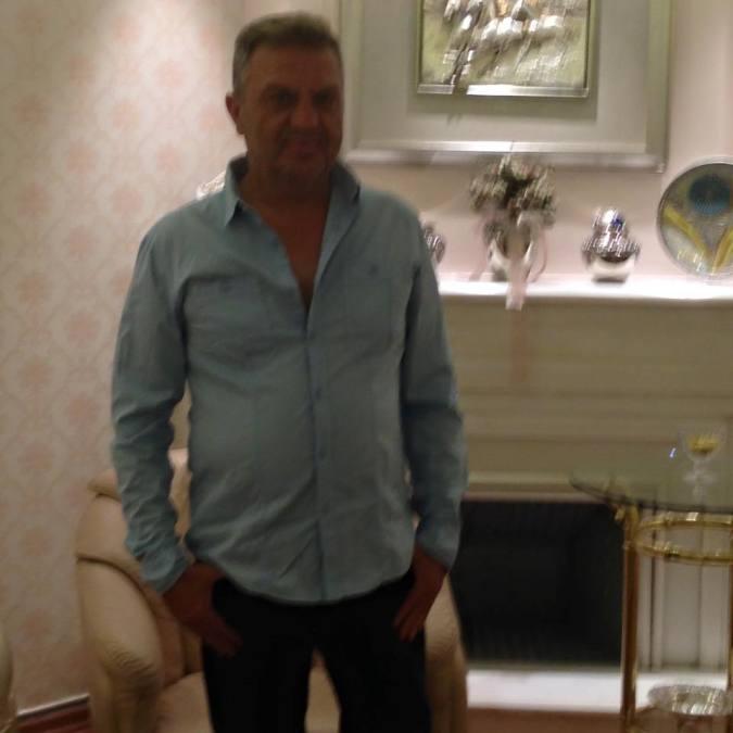 Mehmet Burhan Yetkin, 59, Gaziantep, Turkey