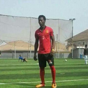 Zi'zou Alonso Jnr, 24, Accra, Ghana