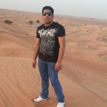 Jatin Thakur, 30, Dubai, United Arab Emirates