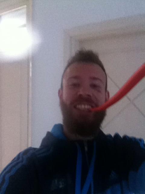 Gonzalo Fatás, 34, Arrecife, Spain