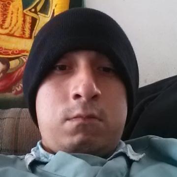 Chivo Sevilla, 30, Los Angeles, United States